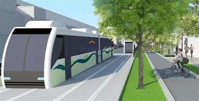 好消息!泰国清迈轻轨预计将于2027年投入使用
