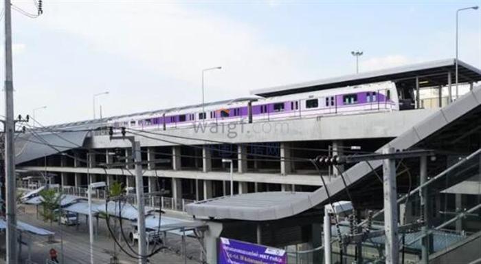 注意!泰国MRT票价下调,将于12月25日开始执行