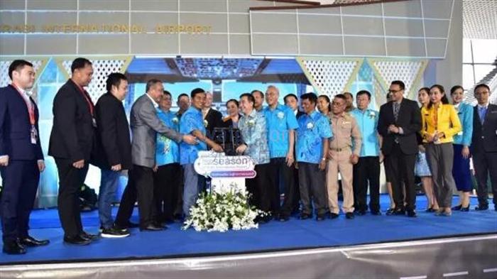 好消息!泰国甲米机场开通冬季航班,刺激旅游经济